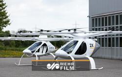 با تاکسی هوایی الکتریکی آلمان آشنا شوید