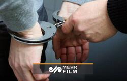 بازداشت سارقی با سابقه ۳ بار دستگیری و هر بار اعتراف به ۱۵ سرقت