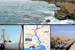 آب خلیجفارس لبهای ترکخورده کویر را تر کرد/ خبر خوش برای کرمانیها