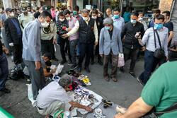 اجرای طرح پاکسازی منطقه هرندی / دستگیری مجرمان و کشف اموال سرقتی
