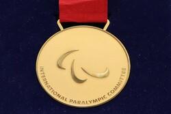 طلای ویژه پارالمپیک بر گردن شهید ابراهیم هادی