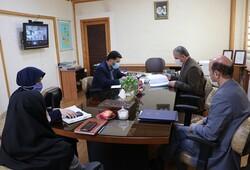 تفاهم نامه گسترش فعالیت کتابخانه های پستی در گیلان امضا شد