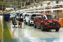 سیف خودرو در آستانه تولید هزارمین دستگاه خودروی شاسی بلند SWM