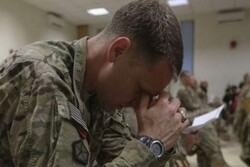 ارتفاع معدل الانتحار في صفوف الجيش الأمريكي