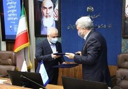 امضای تفاهمنامه همکاری میان بنیاد شهید و وزارت گردشگری