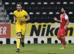 جریمه النصریها به دلیل تخلف بعد از بازی با پرسپولیس