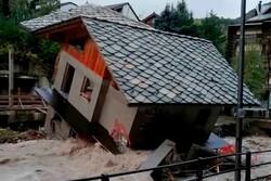 فرانس میں سیلاب کی وجہ سے درجنوں افراد لاپتہ