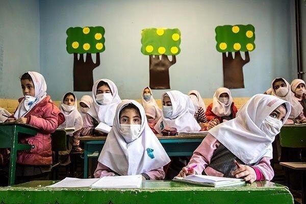 فعالیت مستمر مدارس اردبیل/روستاهای فاقد شاد آموزش حضوری دارند