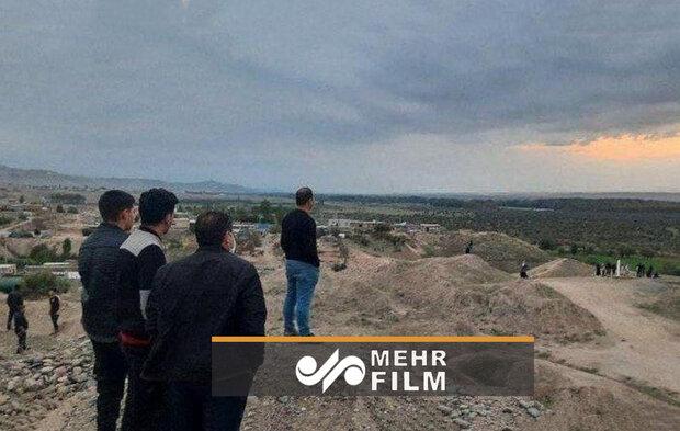 Fire engulfs Iranian farms amid Azerbaijan-Armenia conflict