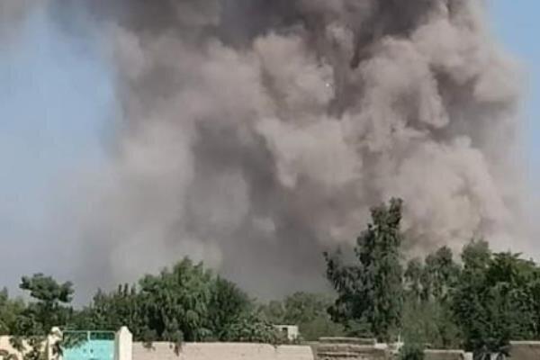 15 killed, 30 injured in car bomb explosion in Nangarhar