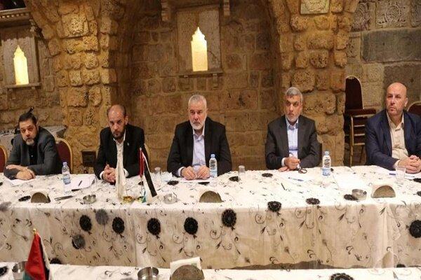 """حماس ترد على ماكرون وتؤكد ان """"تجمع الشيخ ياسين"""" لا ينتمي لها"""