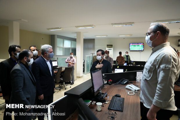 The tourism minister visits MNA on Saturday