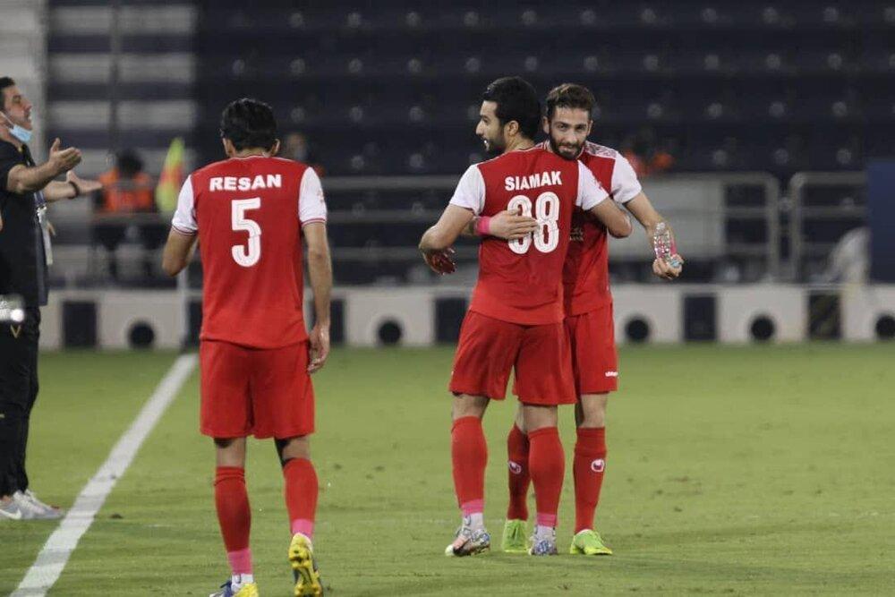 3570103 - سیلی پرسپولیس به AFC و عربستان/ سرخهای سربلند در فینال