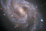 عکاسی تلسکوپ هابل از انفجار ستاره غول پیکر