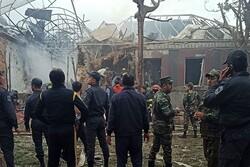 Azerbaycan'ın ikinci büyük kenti Gence'ye füzeli saldırı