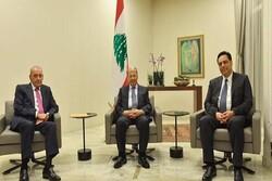 وفد رئاسي لبناني غدا الى الكويت للتعزية بالامير الراحل