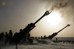 ارتش ترکیه شمال حلب را گلوله باران کرد
