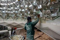 مازنی ها برای بازسازی عتبات عالیات ۱۵۰ میلیارد ریال کمک می کنند