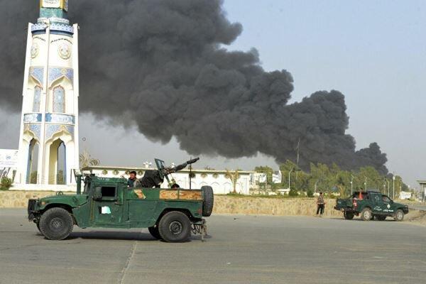افغانستان کے صوبہ لغمان میں گورنر کے قافلے پر حملے سے 8 افراد ہلاک