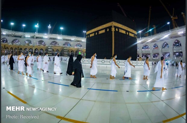 S. Arabia reportedly bans Umrah for pilgrims from 33 states