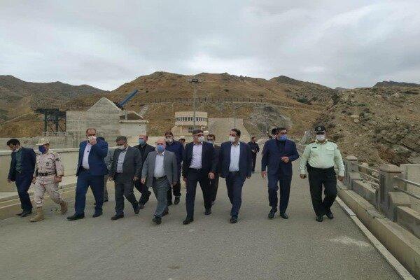 Iranian parliamentary members visit Nagorno-Karabakh border