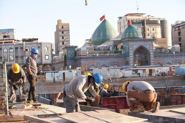 اهدای بیش از یک میلیارد تومان نذورات به ستاد بازسازی عتبات مرکزی