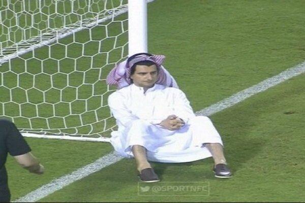 المشرف العام على فريق النصر السعودي يثير سخرية المغردين