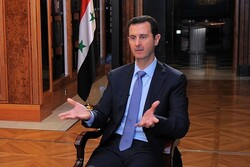 Assad hails Iran, Russia role in advancing Syrian peace talks