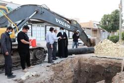 ۵۸ نقطه بحرانی آبهای سطحی در کلانشهر اهواز شناسایی شد