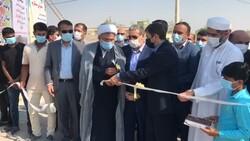 پروژه راه دسترسی روستای گردشگری بنود به ساحل در عسلویه افتتاح شد