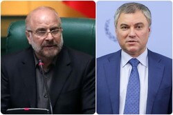 Iran, Russia stress parliamentary, bilateral ties expansion