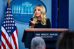 Beyaz Saray Sözcüsü McEnany'nin koronavirüs testi pozitif