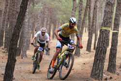 Iran's Mountain Bike League competitions held in Tehran