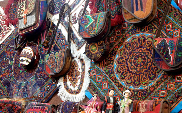 راهاندازی ۲ بازارچه دائمی صنایعدستی استان مرکزی در دهه فجر