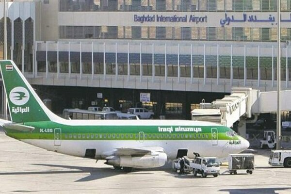 Iraqi Airlines' flights license canceled: Deputy Roads min.