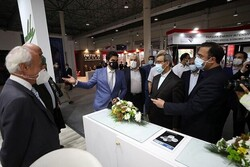 22nd Iran Intl. Steel Exhibition kicks off in Kish