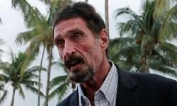 اینٹی وائرس کے موجد جان میکافی اسپین میں گرفتار