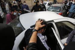 ۶۵ نفر از اراذل و اوباش معروف شرق تهران دستگیر شدند
