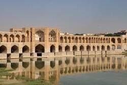 """""""Dünyanın yarısı"""" olarak bilinen İran'ın İsfahan kenti"""