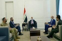السفير الأمريكي بضيافة رئيس الوزراء العراقي