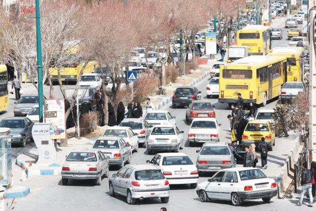 خسارت ۲۳ میلیاردی کرونا به حمل و نقل شهر قزوین