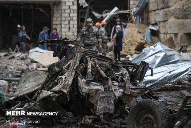 Iran urges Azerbaijan, Armenia to respect ceasefire
