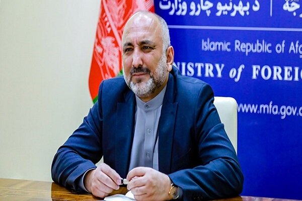 Iran plays significant role in Afghan peace talks: Atmar