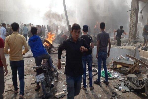 انفجار كبير يهز مدينة الباب السورية مخلفا عشرات الشهداء والجرحى