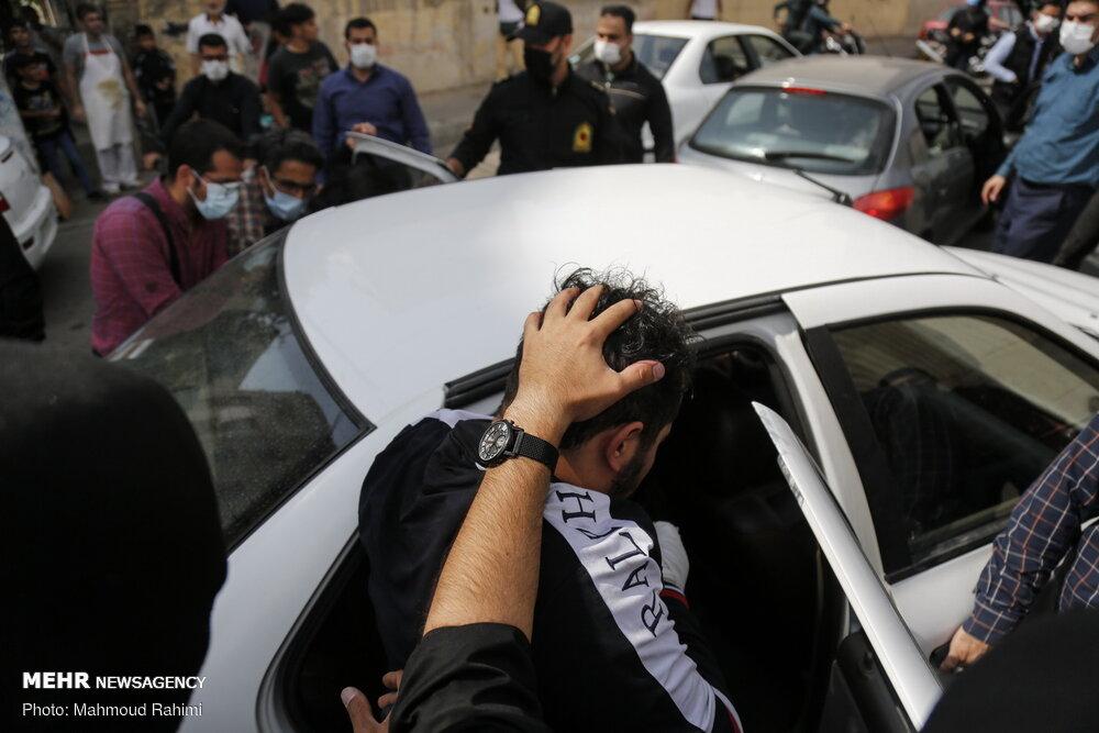 دستگیری مالخری که موبایلهای سرقتی را به مرزهای شرقی میفرستاد