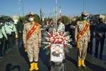 وداع با شهید مدافع وطن در چرداول ایلام