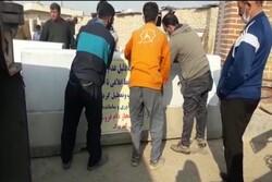 طرح ساماندهی دام فروشان غیرمجاز روستای «گلحصار» اجرا شد