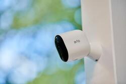 دوربین امنیتی که با یک بار شارژ ۶ ماه قابل استفاده است