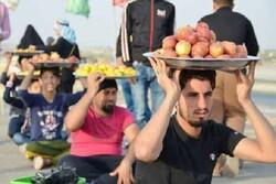 زيارة الأربعين.. مشاهد الكرم تتفوق على كل الأزمات في العراق