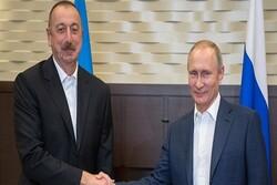 Putin, Aliyev ile Karabağ meselesini gürüştü